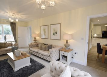 Thumbnail 4 bed detached house for sale in Plot 57 The Garnet, Egstow Park, Off Derby Road, Clay Cross, Chesterfield