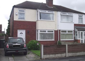 Thumbnail 3 bed semi-detached house to rent in June Avenue, Leigh, Lancashire