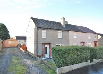 Thumbnail 3 bed end terrace house for sale in 22 Link Road, Cumnock