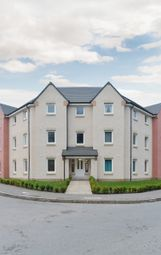 Thumbnail 2 bed flat for sale in Wester Kippielaw Drive, Dalkeith, Midlothian
