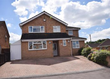 Thumbnail 3 bedroom detached house for sale in Bramble Lawn, Abbeydale, Gloucester