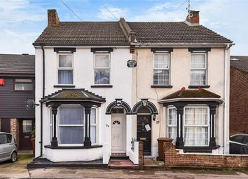 Thumbnail 3 bed semi-detached house for sale in Wealden Court, Constitution Road, Chatham