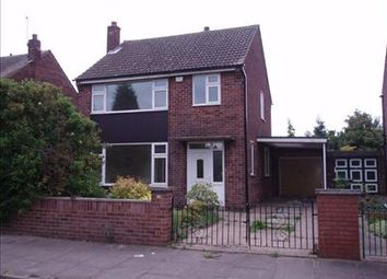 Thumbnail 3 bed detached house to rent in 57, Highbury Avenue, Bessacarr, Doncaster