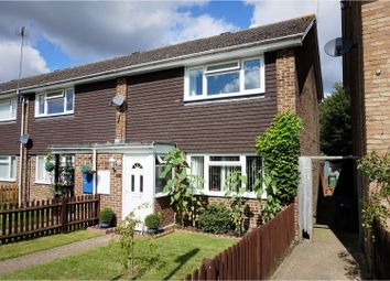 Thumbnail 2 bedroom end terrace house for sale in Chester Way, Tongham, Farnham