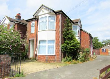 Thumbnail 4 bed flat for sale in Knighton Road, Southampton
