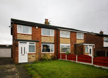 Thumbnail 3 bed semi-detached house for sale in Tatton Drive, Ashton-In-Makerfield, Wigan