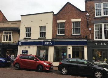 Thumbnail Retail premises for sale in 12, Pillory Street, Nantwich, Cheshire, UK