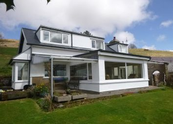 Thumbnail 4 bed detached house for sale in Cwmystwyth, Aberystwyth