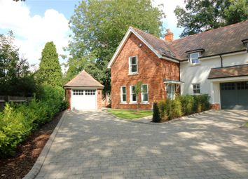 Thumbnail 4 bed semi-detached house for sale in Alexander Lane, Shenfield, Brentwood, Essex