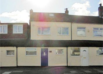 Thumbnail 2 bed terraced house for sale in High Street West, Redcar, North Yorkshire