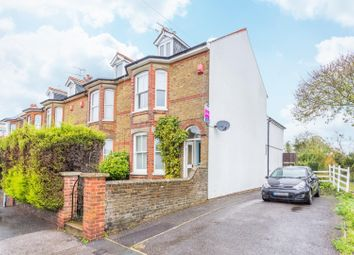 3 bed end terrace house for sale in Station Road, Walmer, Deal CT14