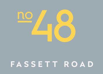 Thumbnail 2 bedroom flat for sale in Fassett Road, Kingston Upon Thames