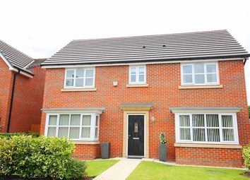 Thumbnail 4 bed detached house for sale in Earle Avenue, Roby, Liverpool