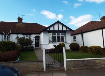 Thumbnail 3 bedroom bungalow to rent in Mossford Lane, Ilford