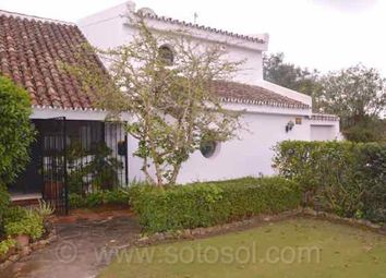 Thumbnail 5 bed semi-detached house for sale in Sotogrande, Costa Del Sol, Andalusia, Spain