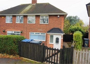 Thumbnail 3 bed semi-detached house to rent in Paganel Road, Birmingham
