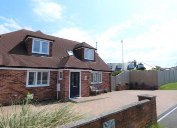 Thumbnail 3 bed bungalow for sale in Clarence Road, Capel-Le-Ferne, Folkestone