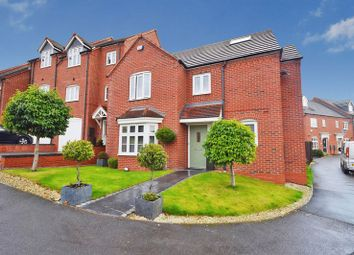 Thumbnail 5 bed detached house for sale in Chillington Way, Norton, Stoke-On-Trent