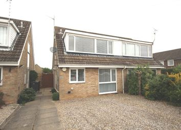 Thumbnail 3 bedroom semi-detached house for sale in Hamilton Walk, Martham, Great Yarmouth