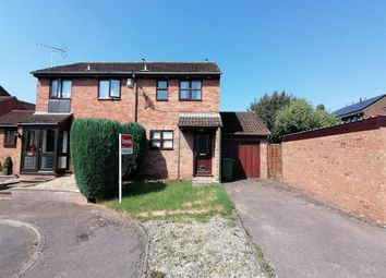 Thumbnail Semi-detached house for sale in Doward Close, Hereford