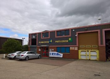 Thumbnail Light industrial to let in Unit 12, Repton Court, Burnt Mills Industrial Estate, Repton Close, Basildon, Essex