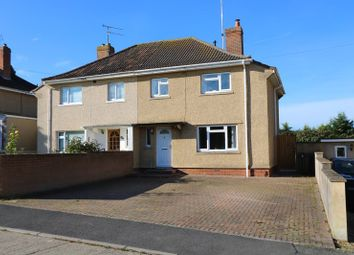 Thumbnail 3 bed semi-detached house for sale in Haselbury Grove, Saltford, Bristol