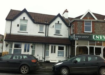 Thumbnail 1 bed terraced house to rent in Upper Bristol Road, Weston-Super-Mare