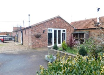 Thumbnail 2 bed bungalow for sale in Swallowtail Cottage, Crabtree Lane, Sutton On Sea, Lincs.