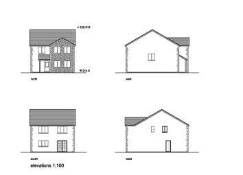 Thumbnail 4 bed detached house for sale in Roseveare Close, Pensilva, Liskeard