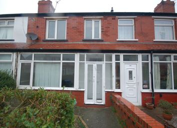 Thumbnail 3 bedroom terraced house for sale in Marsden Road, Blackpool