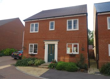 Thumbnail 4 bed detached house to rent in Sika Gardens, Three Mile Cross, Reading