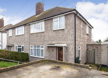 Thumbnail 3 bed semi-detached house for sale in Lockesley Drive, Orpington, Kent