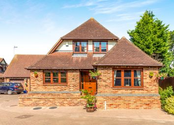 Thumbnail 4 bedroom detached house for sale in Malmesbury Drive, Eye, Peterborough