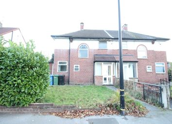 Thumbnail 3 bedroom semi-detached house for sale in Ely Avenue, Stretford, Manchester