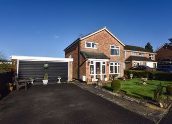 Thumbnail 3 bed detached house for sale in Derwent Gardens, Ashbourne