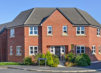 Thumbnail 4 bedroom detached house for sale in Greenfinch Way, Heysham, Morecambe, Lancashire