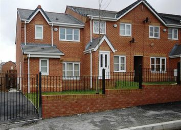 Thumbnail 3 bed semi-detached house to rent in Bloomfield Drive, Cheetwood, Manchester, Greater Manchester