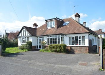 Thumbnail 4 bed detached bungalow for sale in Hookfield, Epsom