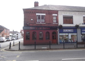 Thumbnail Restaurant/cafe to let in Blaby Road, Leicester