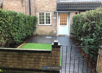 Thumbnail 1 bed maisonette to rent in Willoughby Court, Peterborough