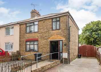 Thumbnail 3 bed end terrace house for sale in Ames Road, Swanscombe, Kent, England