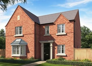 Thumbnail 4 bed detached house for sale in The Willington, Bruche Avenue, Warrington, Cheshire
