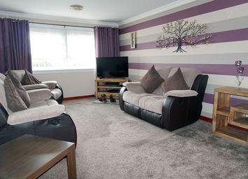 Thumbnail 2 bed flat for sale in Calder Tower, St. Leonards, East Kilbride