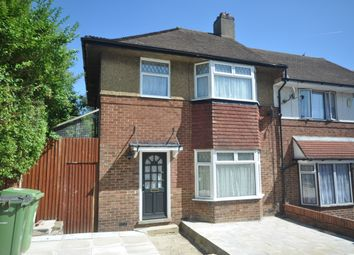 Thumbnail 3 bed end terrace house to rent in Voce Road, London