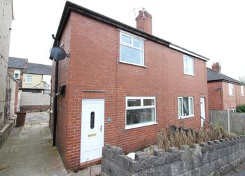 Thumbnail 3 bed semi-detached house for sale in Moss Street, Ball Green, Stoke-On-Trent
