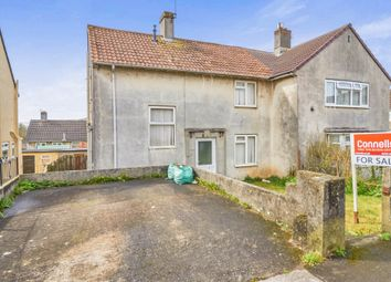 Thumbnail 3 bed semi-detached house for sale in Eastbury Avenue, Honicknowle, Plymouth