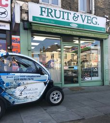 Retail premises to let in Romford Road, Forest Gate E7