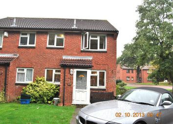 Thumbnail 1 bed terraced house to rent in Fledburgh Drive, Sutton Coldfield