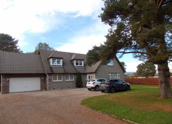 Thumbnail 5 bed detached house for sale in Woodland Wynd, Bandley, Alford