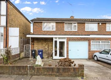 Thumbnail 3 bedroom semi-detached house for sale in Highview Road, London